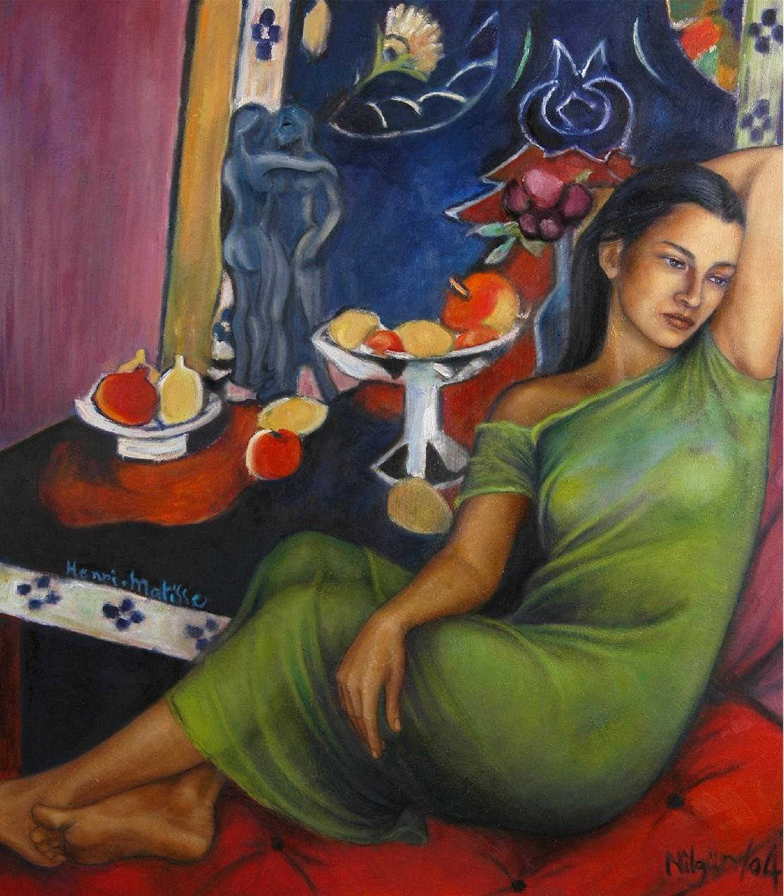 Henri Matisse by Rina D\u0027Alexandria on Prezi