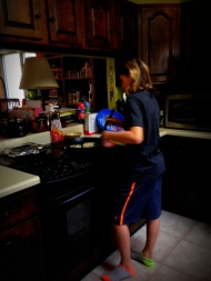 mariah cooking